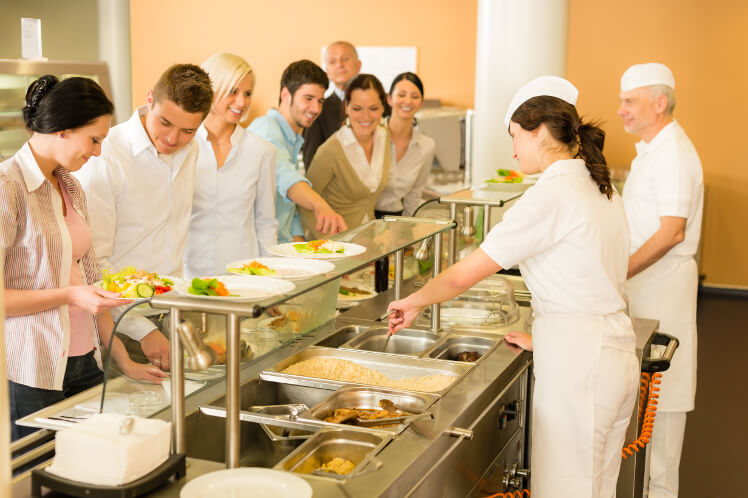 Soulcare-Corporate Cafeteria Management Services